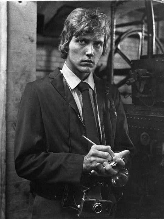 Young Christopher Walken.