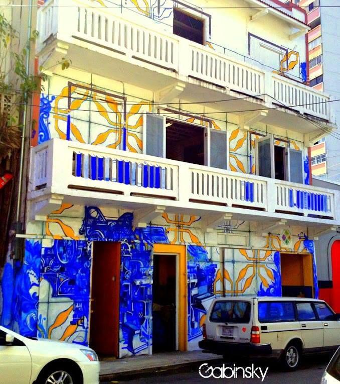 ... Barrio Trastálleres, Santurce, Puerto Rico. April 2, 2013 · Trastálleres - Imprenta Santurce es Ley (SEL4) — at