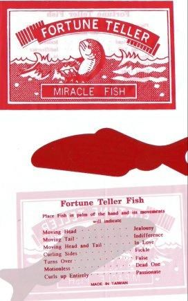 Fortune Fish Was Never Wrong