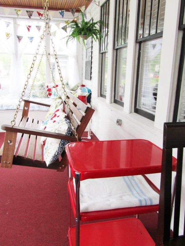 swing pennant so pretty - Pretty Porches And Patios