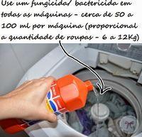 Blog da casa -- truques e dicas da Dona Perfeitinha: Como evitar cheiro ruim ao secar roupas em dias chuvosos