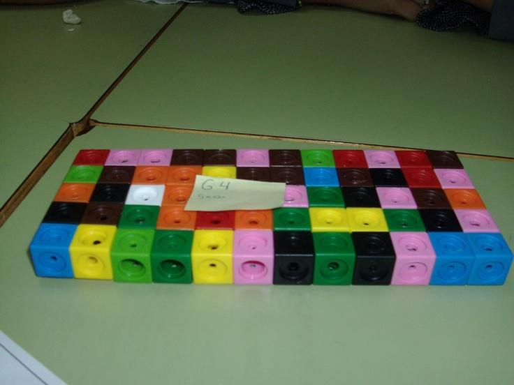 Otra factorización de 60 con los policubos