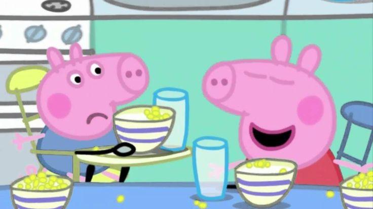 Peppa Pig English Episodes 2017 - New Compilation #5 -  Full Episodes