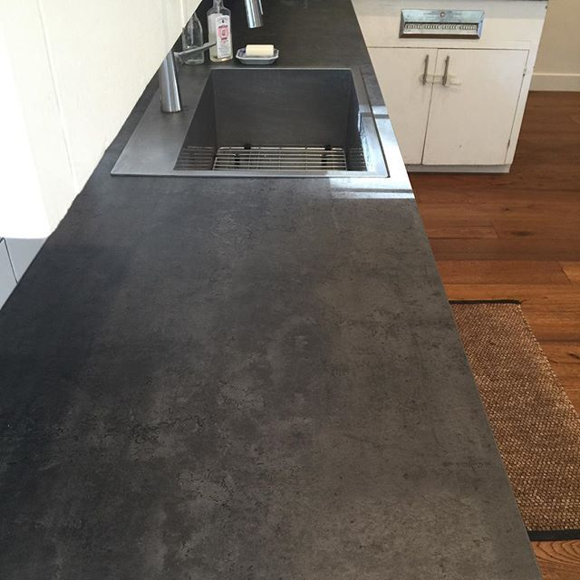 Ekbacken Concrete Effect Laminate