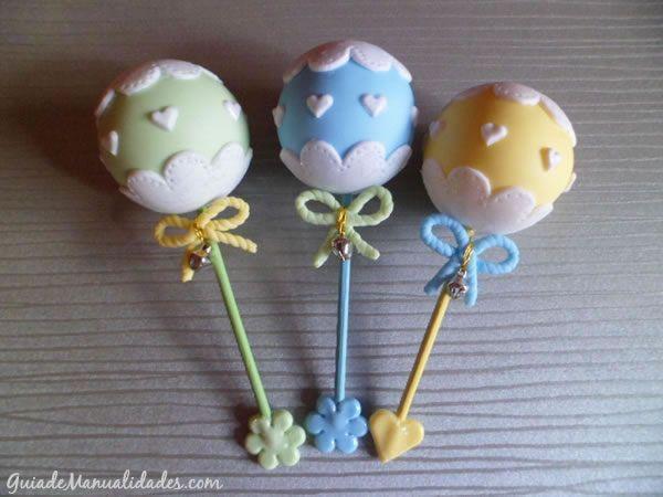 Souvenirs Para Baby Showers Para Varon ~ Sonajero para tu baby shower souvenirs tes and search