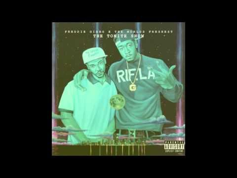 [Album Stream] Freddie Gibbs & The World's Freshest – The Tonite Show - http://img.youtube.com/vi/7CWhylL6cUk/0.jpg- http://getmybuzzup.com/freddie-gibbs-the-worlds-freshest-the-tonite-show/- Freddie Gibbs & The World's Freshest – The Tonite Show ByAmber B Not too long after releasing his Piñata album with Madlib, Freddie Gibbs stays on his grind and releases yet another album, this time with LA producer The World's Freshest. The project is due out on M