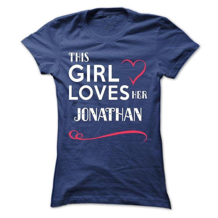 This girl loves her ᐅ JONATHANThis girl loves her JONATHANJONATHAN, name JONATHAN, team JONATHAN, JONATHAN thing