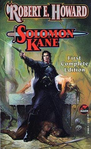 Solomon Kane (1995)  (A book in the Solomon Kane series)  A novel by Robert E Howard