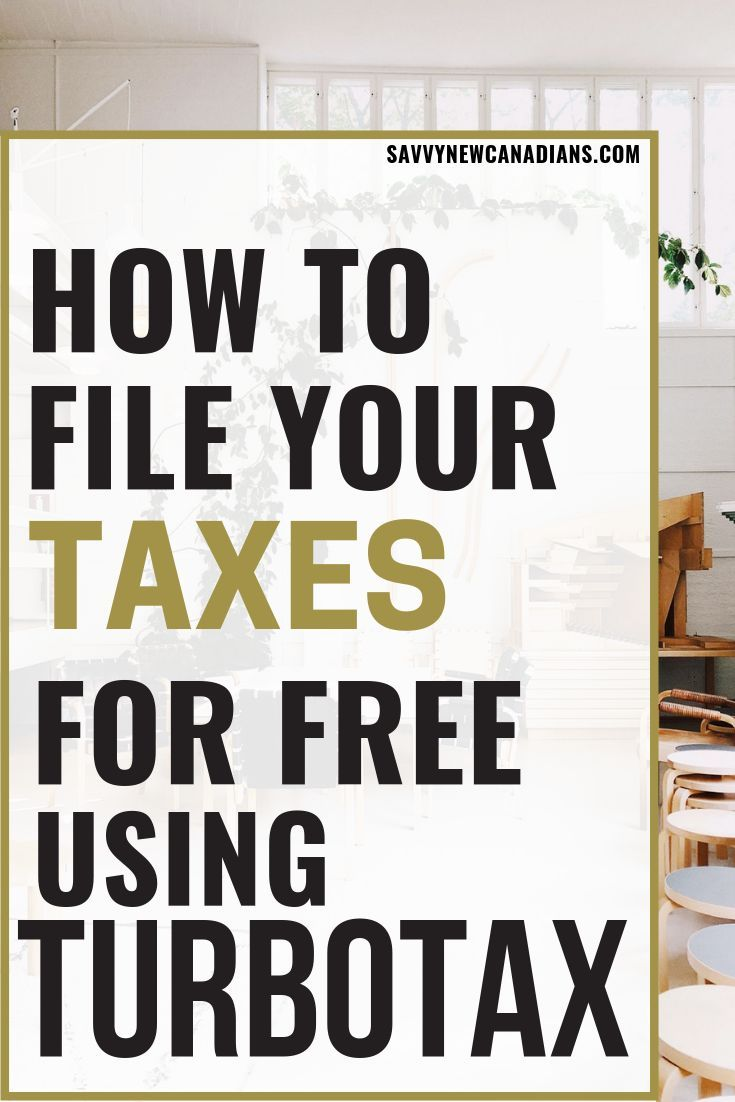 Diy Free Tax Review Turbotax Canada Review Filing Your Taxes The Easy Way Tax Tips