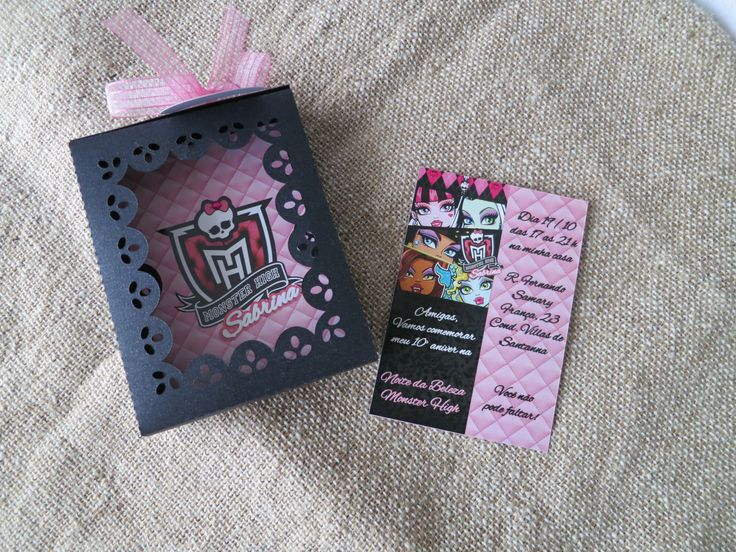 Monster High Invitation Ideas Ivoiregion