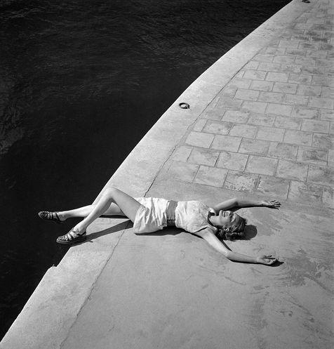 «Modèle Tunmer», Paris, mai 1937. - Boris Lipnitzki, ROger-Viollet