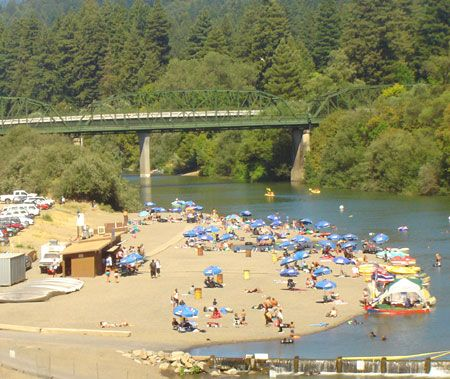 Guerneville Ca Johnson S Beach And The Historical Sonoma Lived There Pinterest Places California