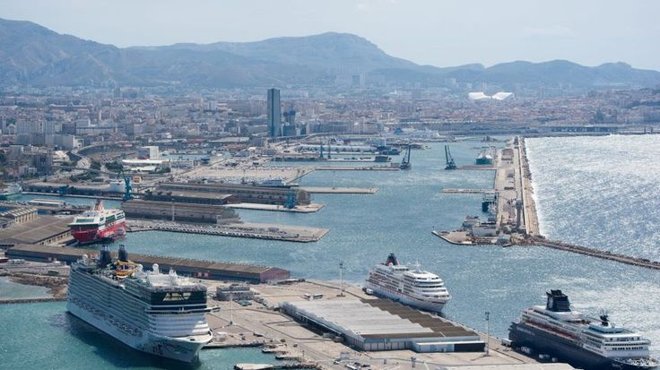 430 best images about marseille on pinterest - Port de croisiere marseille ...