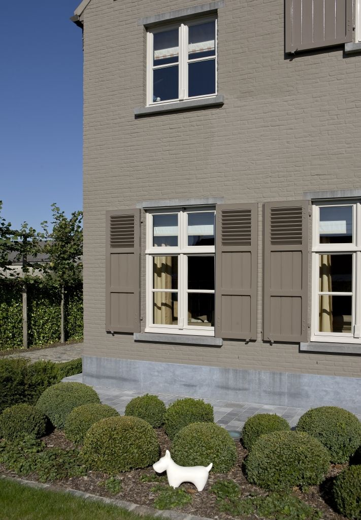#gevel #schilderen #facade #paint #peinture #verf #exterior