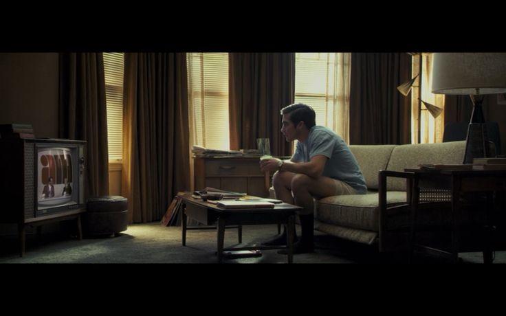 Watching TV in your underwear // Zodiac // Fincher
