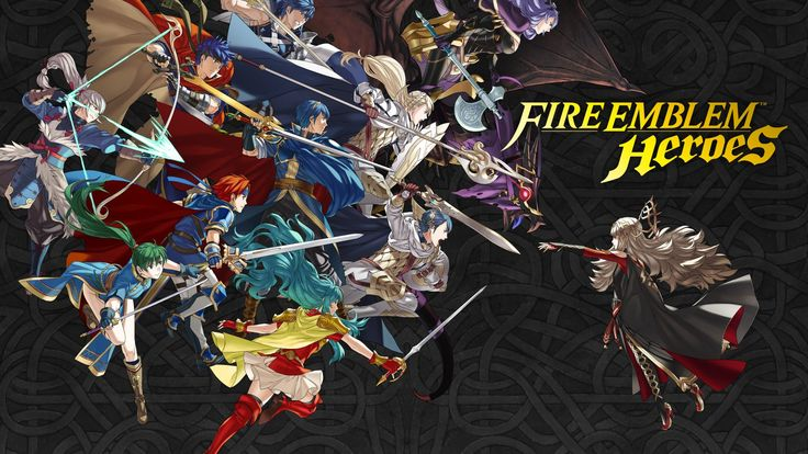 Review in Progress: Fire Emblem Heroes: I'm certainly a newbie when it comes to the Fire Emblem series. I missed the franchise on the GBA…