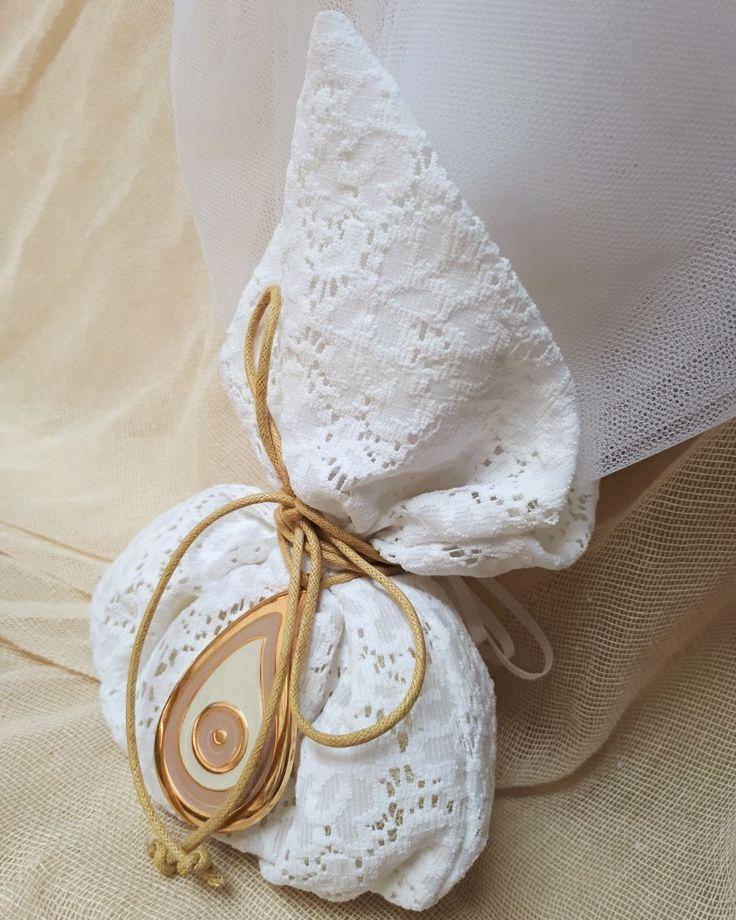 Πρωτότυπες χειροποίητες μπομπονιέρες γάμου βαμβακερό δαντελενιο πουγκί με ματάκι στο χρώμα της αμμου!καλεστε 2105157506 #βαπτιση#βαφτιση#γαμος#baptism #vaptisi#vaftisi#vaftisia #baptism#baptismcard#babyshower #mpomponieres_dentro#vaptisi#vaftisi#βάπτιση #βάφτιση#baptism #μπομπονιερα #μπομπονιέρες #μπομπονιερες α#valentinachristina #vaptism#athens#greece#handmade #christeningfavors#greek#greekdesigners#handmadeingreece#greekproducts #μπομπονιερες_γαμου γαμου