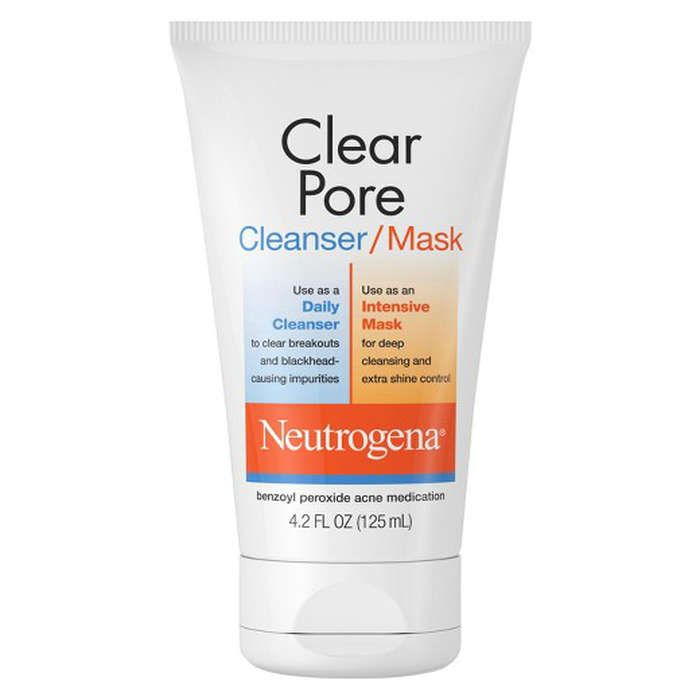 Rank & Style - Neutrogena Clear Pore Cleanser/Mask #rankandstyle
