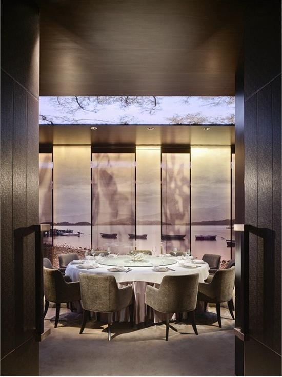 Vip room xingyan restaurant hongkong