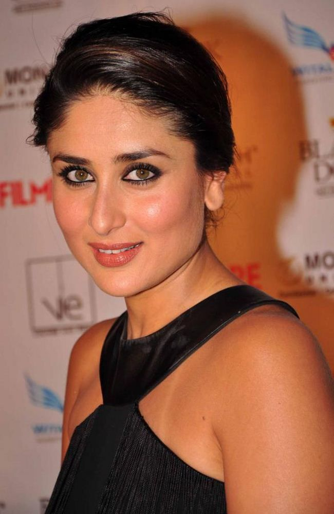 Kareena Kapoor Latest Photos In Black Dress