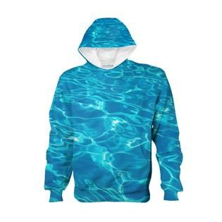 """If this hoodie brings back memories of your summer vacation, you're welcome!"""