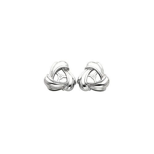 81860 10K Rose Left Semi-Polished Earring Jacket Enlightened Expressions. $211.50. CH991 Sterling Silver 8 INCH Polished LINK BRACELET