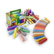 """Crayola 48-Count Sidewalk Chalk - Crayola - Toys """"R"""" Us"""