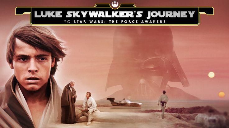 Luke Skywalker's Journey to The Force Awakens