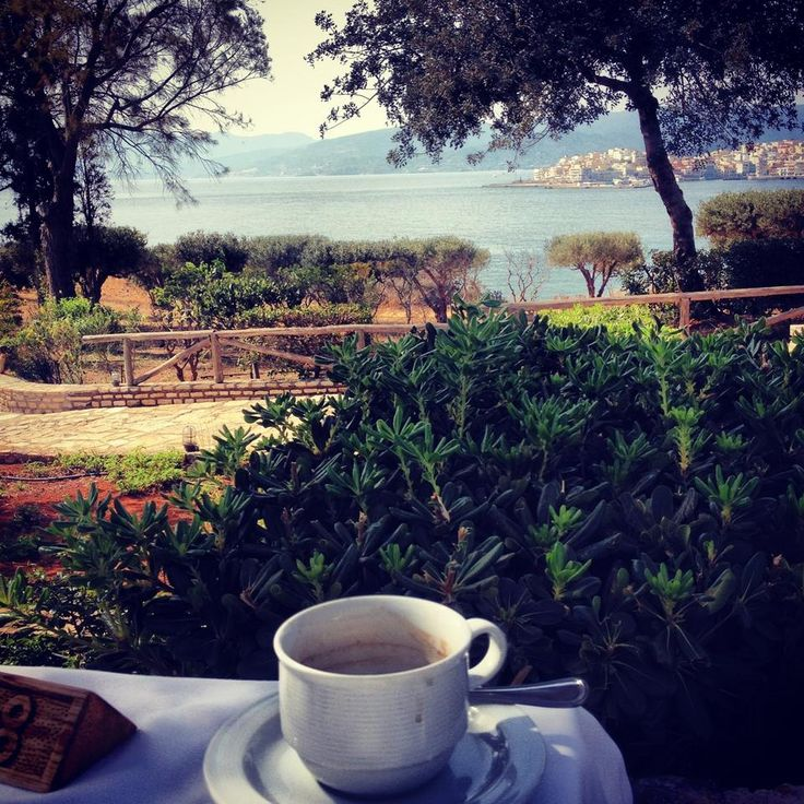 Coffee anyone? #summer #MinosPalace #Crete #luxuryholidays  Photo by @Altudova N2