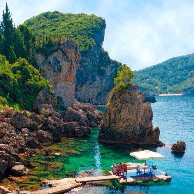 #Corfu #Greece #Summer #Moments Photo credits: @liamhalliwell18