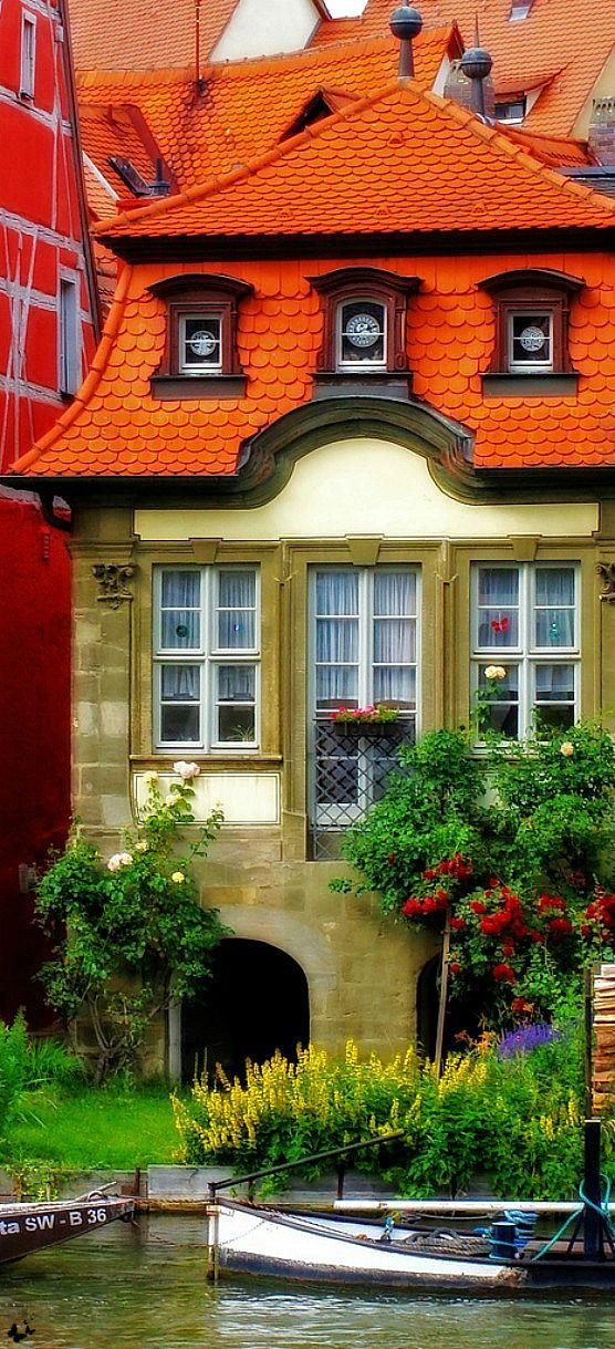 Travelling - Bamberg, Germany.