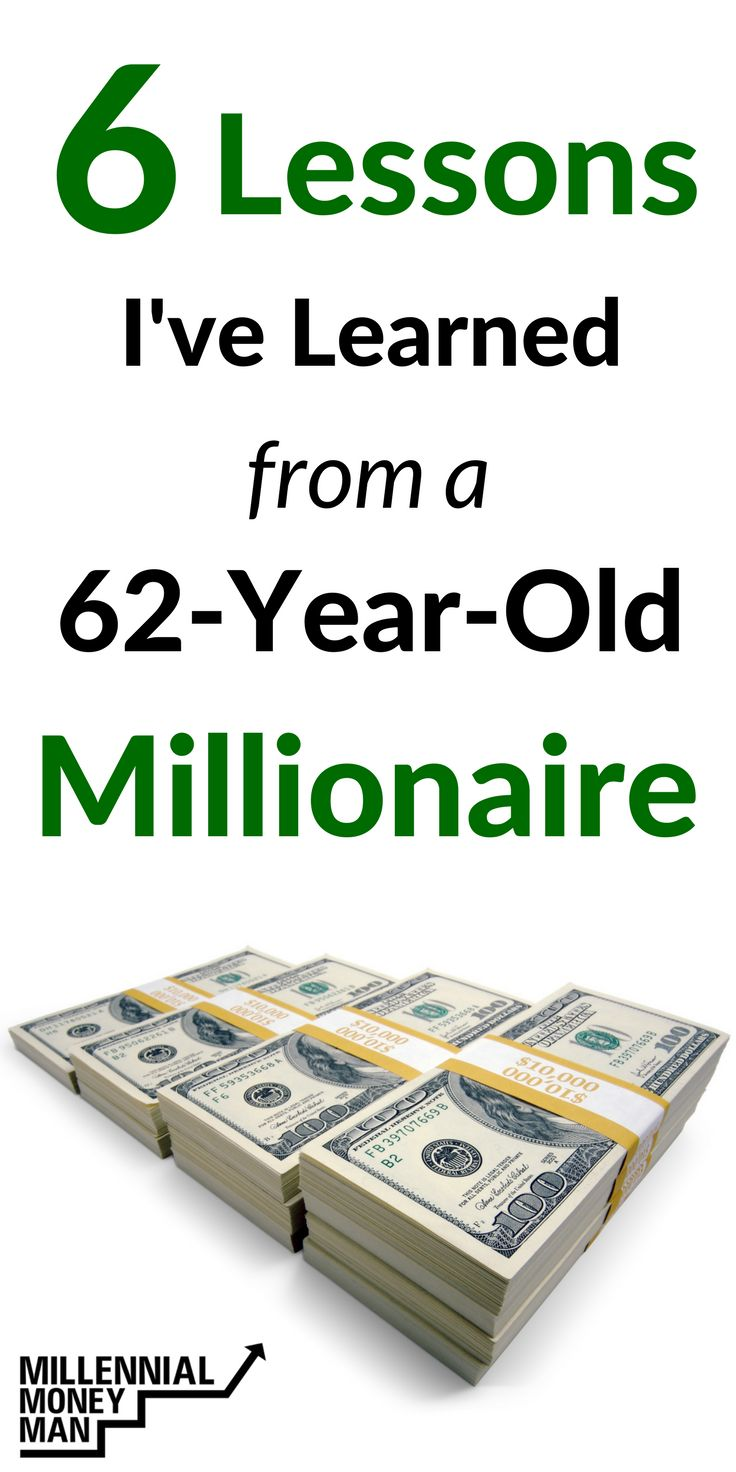money lessons for millennials, money lessons for real life, self-made millionaire, life lessons learned, business advice,  #millionaire, #money