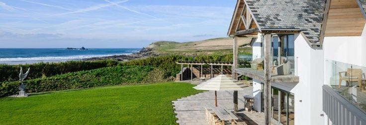 The Cornish Beach House