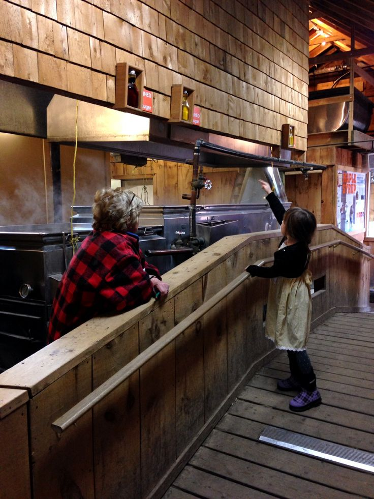 Sugarbush Maple Syrup Festival: Bruce's Mill, Stouffville, Ontario