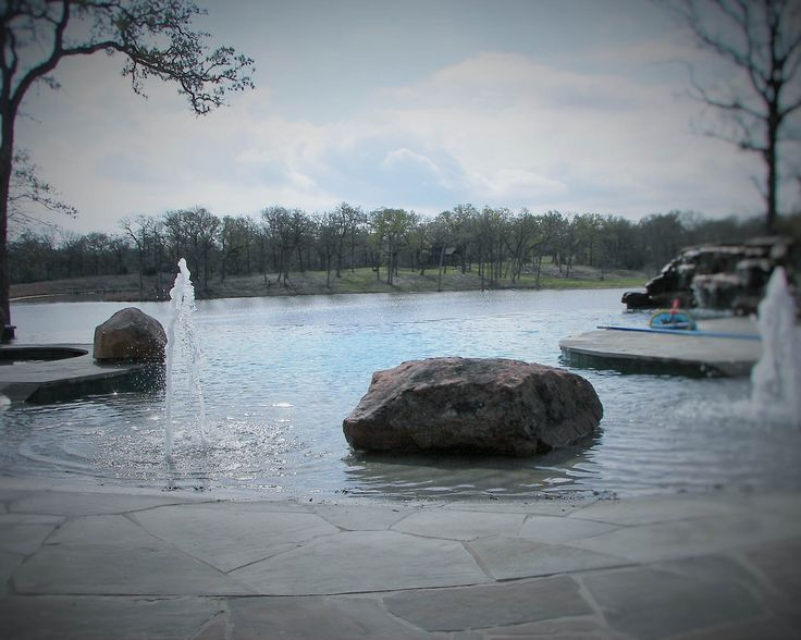 Best 25 Pool Water Features Ideas On Pinterest Backyard Lazy River Swimming Pools Backyard