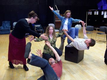 Theatre Education: A Resource of Practical and Project-Based Warm-Ups and Units for Middle and High School #theare