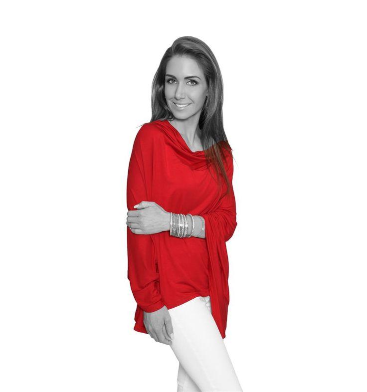Red Lightweight Wrap