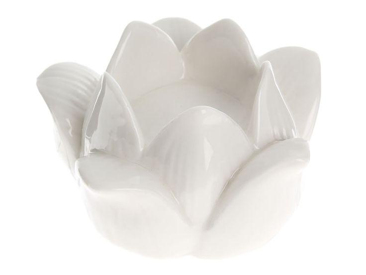 Flor de Loto de Cerámica Blanco Fujan-Liverpool es parte de MI vida