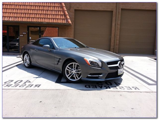 Mercedes Benz Car Window Tinting Tinted Windows Car Window Car
