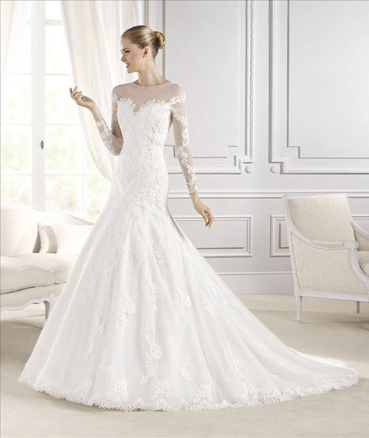 29 best images about la sposa bridal dress on pinterest for La sposa wedding dress