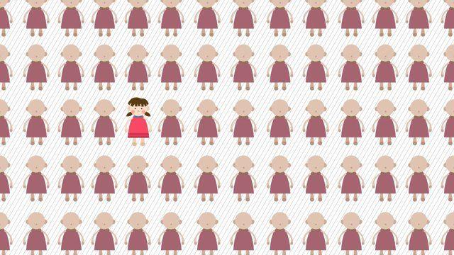 This motion infographic is about the Korean twenties women. 한국 20대 여성들에대한 모션 인포그래픽