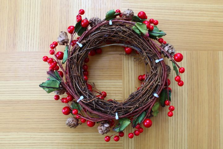 Ducks Home: Christmas WreathChristmas Wreaths, Crafts Ideas