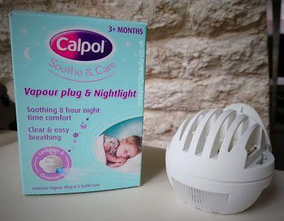 Creeping Beauty: Calpol Vapour Plug & Nighlight review
