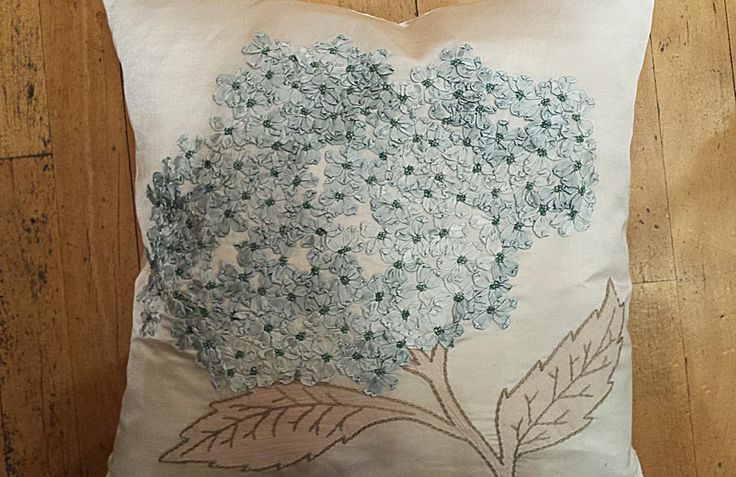 Embroidered bloom by Laura Ashley