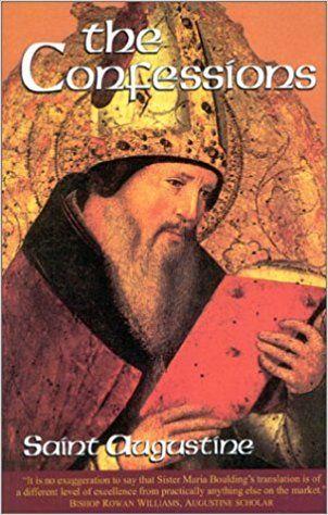 Resultado de imagem para st augustine confessions