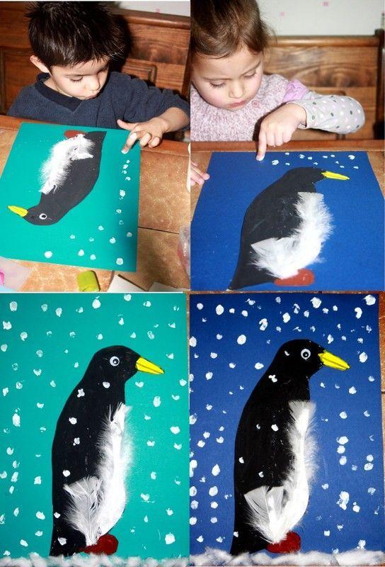 Derniers pingoins