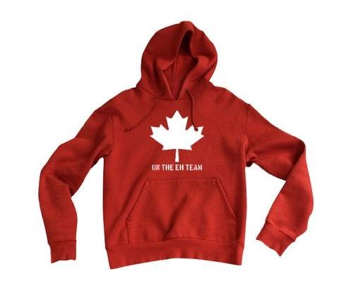 Canadian Eh Team Sweatshirt Canada hoodie