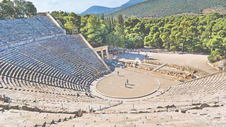 Ancient Epidavrus, UNESCO heritage site