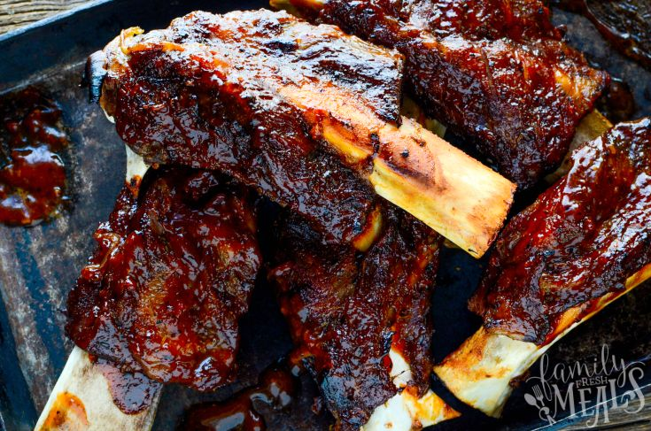 Slow Cooker BBQ Short Ribs - Step 5