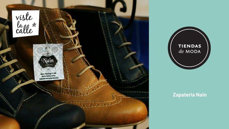Tiendas de Moda: Zapatería Nain por Viste La Calle #zapatos #botines #zapatería # tendencias #cuero #diseño